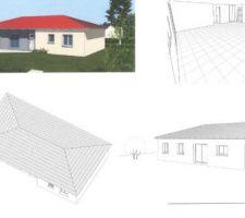 r cits de constructions dans le puy de dome les maisons. Black Bedroom Furniture Sets. Home Design Ideas