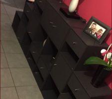 meuble d entree avec rangements