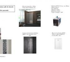 Recherche et inspiration future salle d'eau privative - chambre parents