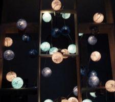 notre entree porte totem ral 7016 menuiserie francaise banc ikea lampe de la case du cousin paul habillage murets fait maison