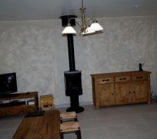 salon enduit effet sabla fini meubles installa s et boxs installa es