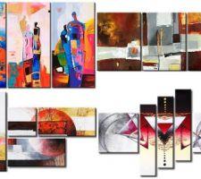 impressions numeriques sur toiles