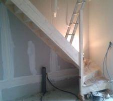 the escalier qui a ete livre par erreur sur un autre chantier comment ca peu encore arriver ce genre de truc en 2015
