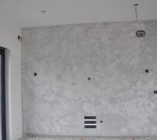 premiere couche du beton cire