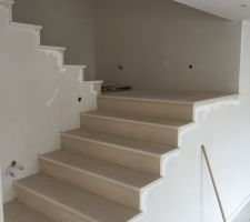 Escalier RDC > etage