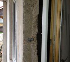 Apart sous-sol pour la famille et les amis de passage! Ouverture du mur banché, pose des fenêtres, et ....