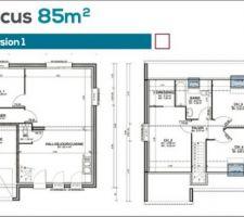 notre modele de maison
