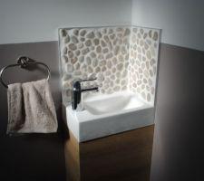 lave main operationnelle dans les wc de l entree