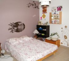 ma chambre encore lol