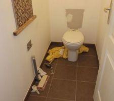 WC en cours