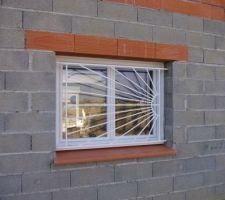La fenêtre du sous-sol