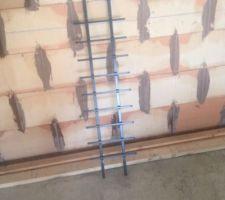 la grille en acier prevue initialement par le constructeur