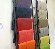 draps pouvant faire rideau pour le placard de l entree et ou du couloirambiance caravane