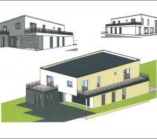 une maison tout un projet