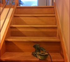 poncage escalier