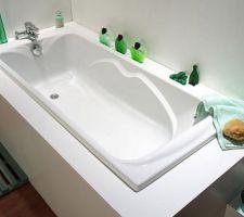 baignoire droite 170/75