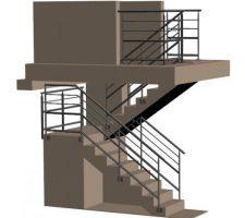 Rambardes escaliers