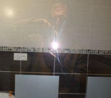 Photo Prise à partir de la douche