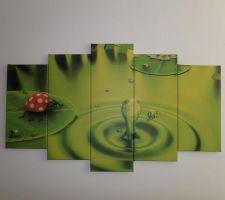 Impression numérique sur toile
