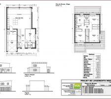 plan de construction kazal maison individuel