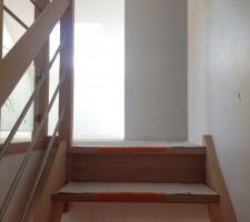 beau notre escalier prochaine etape vitrification