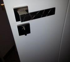 poignee de porte trouve chez lapeyre