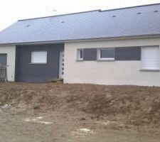 maison de 123 m2 plain pied