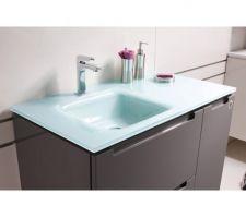 meuble plan vasque pour nous le meuble est un 120cm simple avec un grand et un petit tiroir