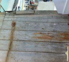 Opération sauvetage parquet mezzanine