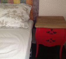 tete de lit fait maison a paris