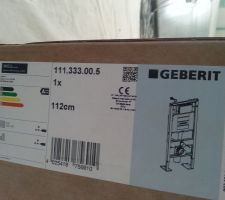 enfin arrivee mr geberit