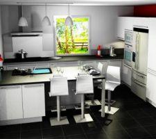 etude cuisine de chez cuisinella