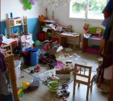 Ambiance de chambre d'enfant - PHOTO NON RETOUCHEE ,lol!!