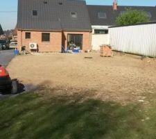 preparation du terrain avant de semer la pelouse merci le padre