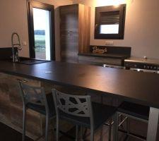 Enfin notre cuisine est installée ?