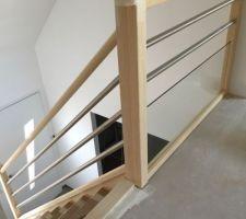 notre escalier trop beau