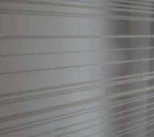 placard dans le hall d entree detail des portes en miroir