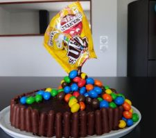 mon gravity cake