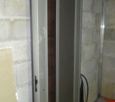 Ascenseur au sous sol