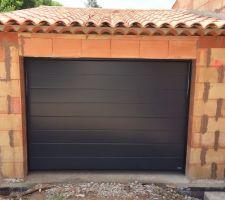 Porte de garage Novoferm