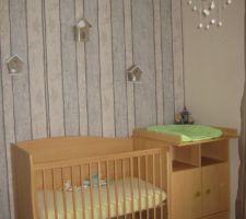 Chambre d'enfant.