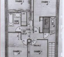 etage dimensions effacees par la demande du constructeur