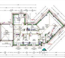 plan de maison valide