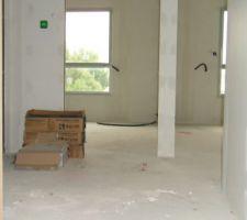 palier de l etage