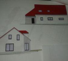 facade nord et ouest