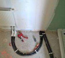 chauffage de la salle d eau