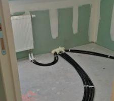 salle de bain de l etage