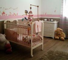 Chambre de Maëly (10 mois)