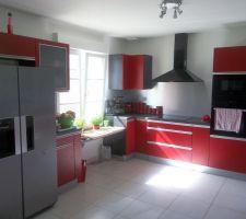 Et maintenant la cuisine!!!