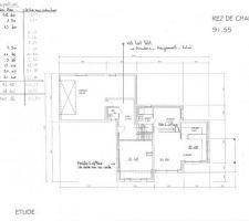 plan rdc projet 2